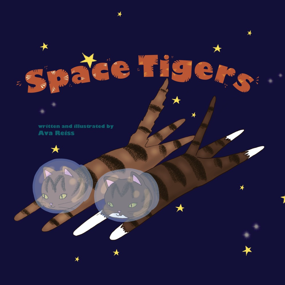 space tigers sq cover only